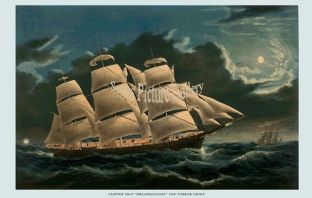 Clipper Ship - Dreadnought